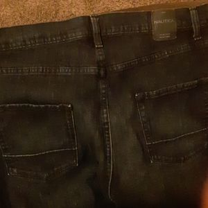 Nautica relaxed fit jeans for men size 40 - 34